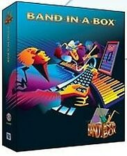 Band in a Box 12 for Mac