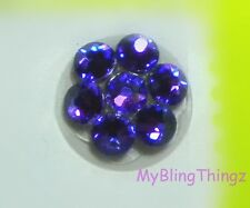 HEL Crystal BLING Home Button Sticker for iPhone 3GS 4 4S w/ Swarovski Elements