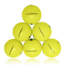 120 Srixon Z-Star Yellow Mix Mint Used Golf Balls AAAAA