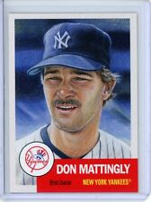 2018 Topps Living Set * DON MATTINGLY * Card #85 * New York Yankees