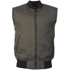 Laksen, Compton Vest, Olive, size 44