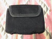Bulldog Case holster Black Nylon Belt Clip Case Pouch For Mini .380 TCP / LCP