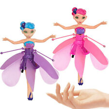 Induction Fairy Magical Princess Dolls infrared Light Suspension Flying doll toy