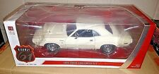 1970 Dodge Challenger R/T White VANISHING POINT Style (900 Made) 1/18 Highway 61