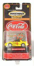 Matchbox Collectibles Coca Cola 1996 Pontiac Firebird Ram-Air