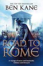 THE ROAD TO ROME __ BEN KANE __ SHOP SOILED __ FREEPOST UK