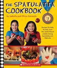 Spatulatta Cookbook: Recipes for Kids, by Kids VGC Hardcover