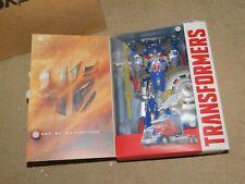 2013 Hasbro Transformers First Edition Optimus Prime HASBRO AGE OF EXTINCTION