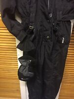 """EXCLUSIVE BY SKI STREET ALL IN ONE MENS SKI SUIT SIZE U.K CHEST 40""""WAIST 31-32"""""""