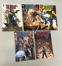 Turf 1-5 Complete Set 1 2 3 4 5 Image Comics 2010