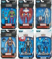 Marvel Legends Avengers Gamerverse Set of 6 with Joe Fixit BAF IN STOCK!