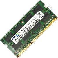 Memory RAM Laptop 2GB 1X2GB DDR3 PC3 10600 1333 MHz SODIMM Non ECC Unbuffered