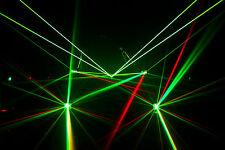 Kvant Laser Effektspiegel, Effekt: Diffraktion