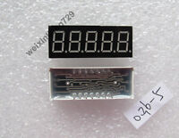 10pcs 0.36 inch 5 digit segment led displays 7 seg segment CC/CA type W/B/Y/G/R