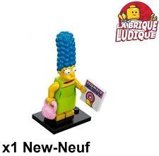 Lego - Figurine Minifig Minifigurine Simpsons série 1 Marge sac bag NEUF
