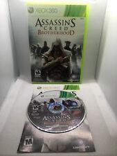 Assassin's Creed Brotherhood - Complete CIB - Xbox 360