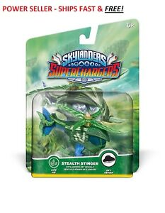 Skylanders Superchargers STEALTH STINGER Land Vehicle Pack PS3 PS4 XBOX 360