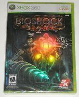 Xbox 360 Video Game - Bioshock 2 (New)