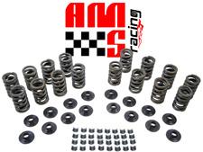 Z28 Valve Springs Kit w/ Steel Retainers HD Locks for Chevrolet SBC 327 350 400