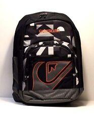 QuickSilver Backpack Schoolie,Color Black/Grey/Orange (KRP0), Style 1153041005