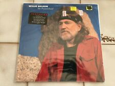 WILLIE NELSON~SEALED~The Promiseland~LP~COLUMBIA~LABEL~STEREO~HYPE~BLURB