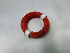 Wire Red 10 Metre Roll
