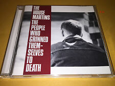 HOUSEMARTINS cd PEOPLE WHO GRINNER themselves to DEATH hit 5 GET OVER EXCITED