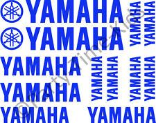 YAMAHA Tank Rim Fairing Motorbike Vinyl Decal Set Stickers Choice of 21 Colours