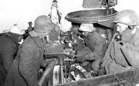 WW2 Photo WWII US Army M7 Priest Self Propelled Howitzer World War Two / 3118