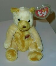 Ty Beanie Baby CORNBREAD the Bear (Cracker Barrel Exclusive) MINT with MINT TAGS