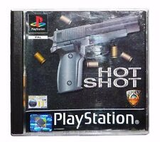 HOT SHOT (Playstation 1 Game) PAL European Version Complete VGC!