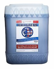 BENCHMARK FLUIDS  1125 PREMIUM SYNTHETIC METALWORKING COOLANT,  5 GALLON TOTE