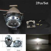 2X 3.0 Inch Bi-xenon Projector Lens for Car Headlight Q5 35W D1S D2S D2H D3S D4S