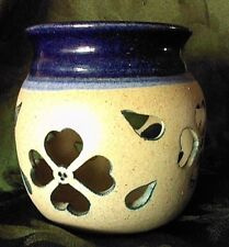 Studio Art Pottery Labaire Studio Pot Votive Tealight Candle Holder Signed
