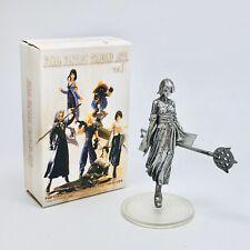 Final Fantasy 10 X FF10 FFX Figure Figurine Silver Yuna Trading Arts Vol1 Square