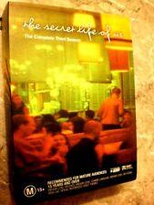 The Secret life of us, Series 3 (DVD,Region 4,6-Disc set)LC4