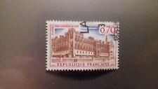 Timbres  YT 1501 oblitéré de  1967 du hateaux de St-Germain-en Laye