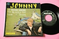Johnny Hallyday Originale 1964 EX EP 4 Chansons