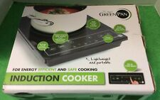 Portable Induction Cooker Original GREEN PAN New In Box