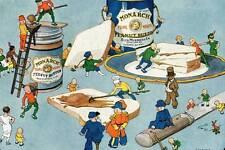 Print. 1920s. Monarch Teenie Weenie Peanut Butter Advertisement