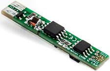 MD mXion EKWs DCC 1 Kanal Weichendecoder, Ausgang + Funktionen, LGB, H0, Massoth