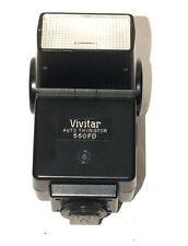 Vivitar Auto Thyristor Shoe Mounted Universal Flash Unit 550FD