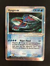 Pokemon Card Kyogre Ex 001 Promo EX BLOC US