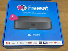 Brand New And Sealed FREESAT UHD-X Smart 4K Ultra HD Set Top Box