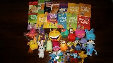 Lot Bundle Set Of McDonalds Happy Meal Toys Books Furby Smurfs Minions VGC
