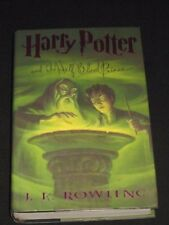 wmf  SALE : J.K. ROWLING ~ HARRY POTTER AND THE HALF-BLOOD PRINCE  HB
