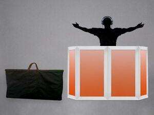 DJ Facade NAGA 4 Small Panel (White) + Soft Mini Carry Case