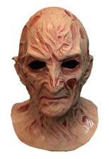 Freddy Krueger Mask Nightmare on Elm Street 4 Dream Master Trick or Treat STOCK