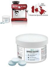 Essential Values Espresso Machine Cleaning Tablets for Jura, Breville and Miele