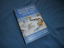 CALL of the WILD HbDj Jack London Kyuzo Tsugami BROWN WOLF THAT SPOT 3 Dog Books
